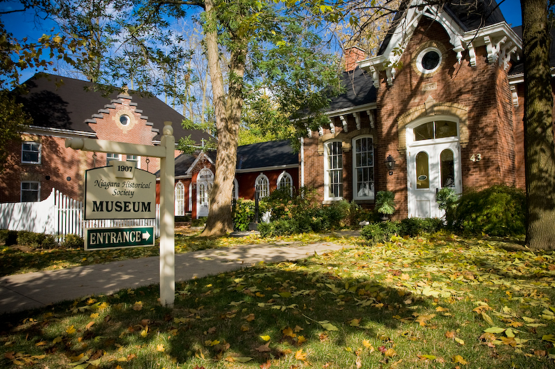 The Niagara Historical Society Museum